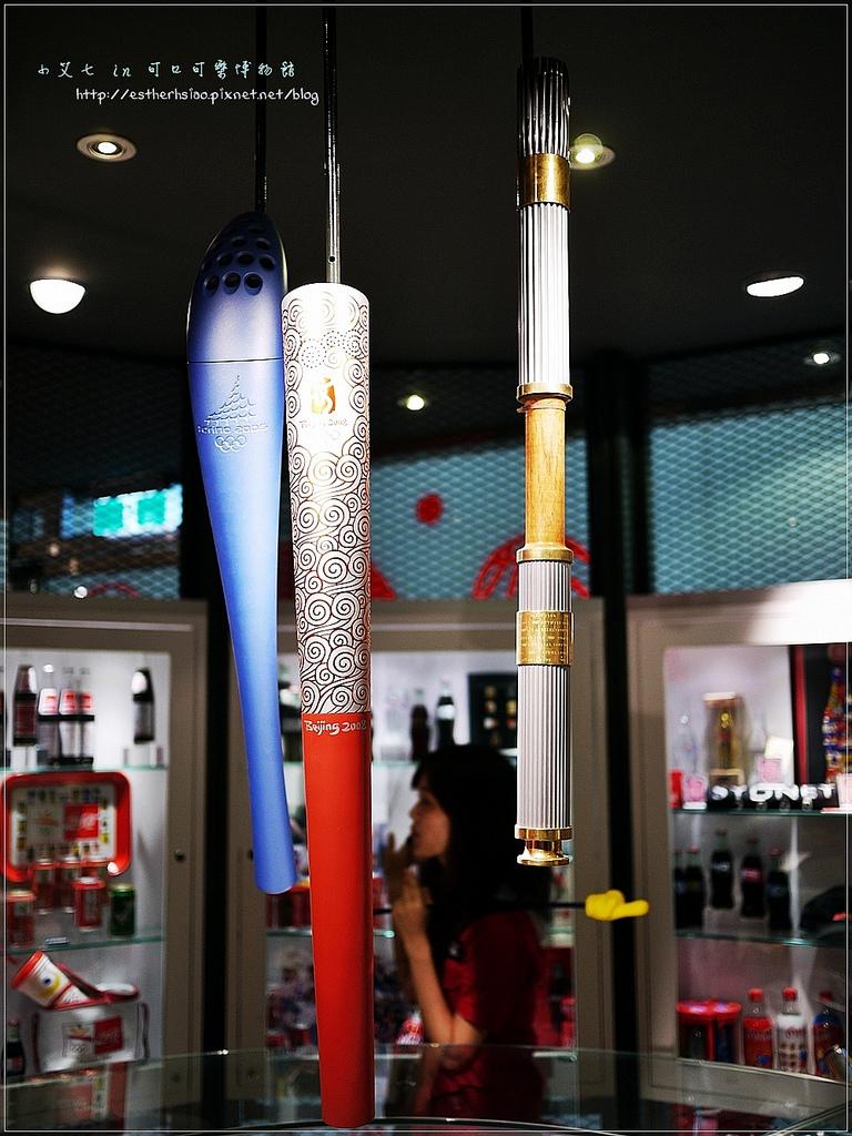 43 奧運聖火棒