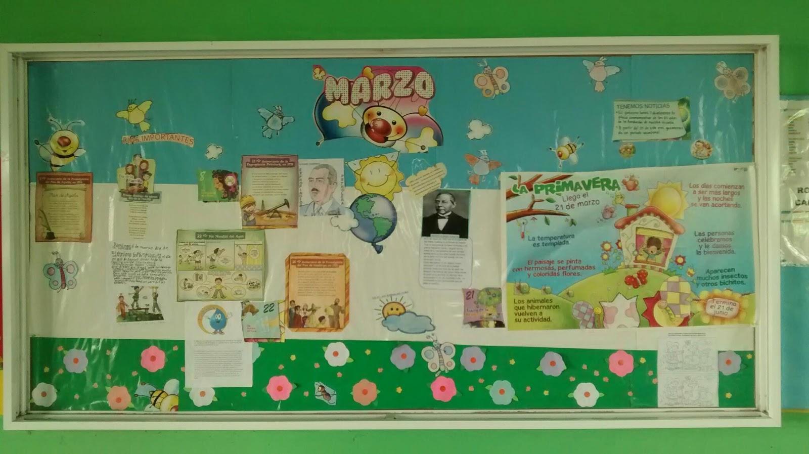 Escuela primaria nicol s bravo nuestro peri dico mural for El mural aviso de ocasion