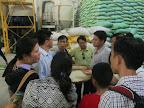 Tập huấn <i>Hệ thống xử lý sau thu hoạch đối với các sản phẩm nông nghiệp</i>