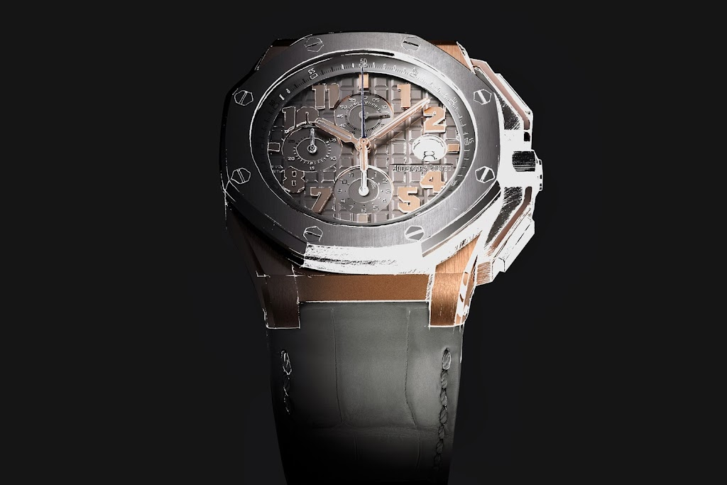 Audemars Piguet Royal Oak Offshore LeBron James Limited Edition 8