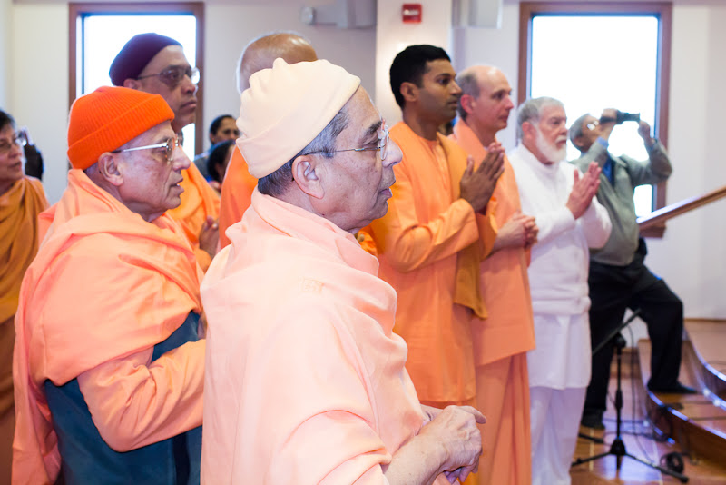 Day 2 Singing the Glory of Sri Ramakrishna
