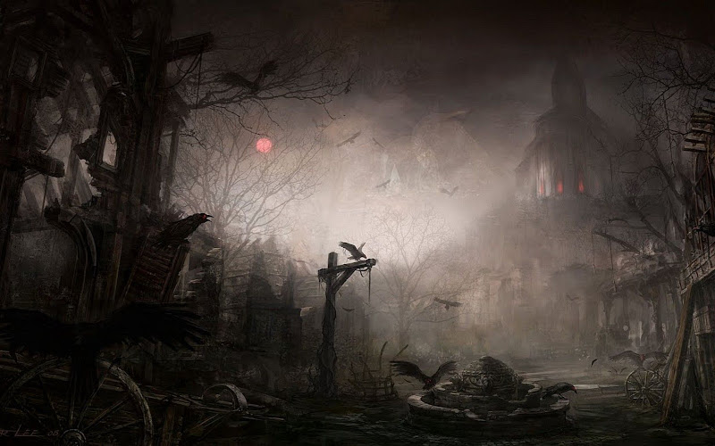 Fantasy Cities, Death