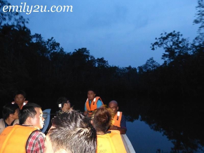Sungai Yak Yah fireflies