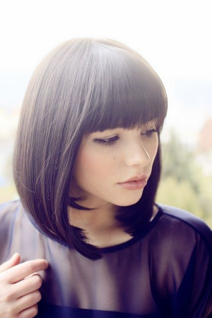 medium bob haircuts for 2016 styles