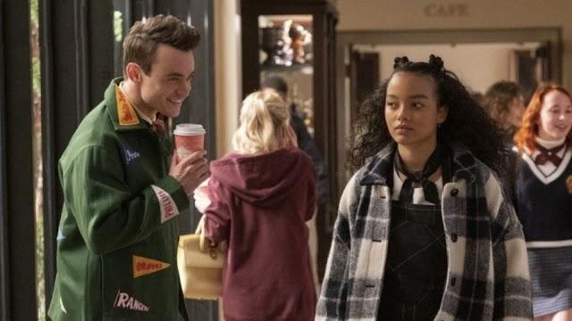 """O que achamos do Sexto e último episódio """"Parentsite"""" da Parte 1 da Primeira Temporada de Gossip Girl Reboot"""