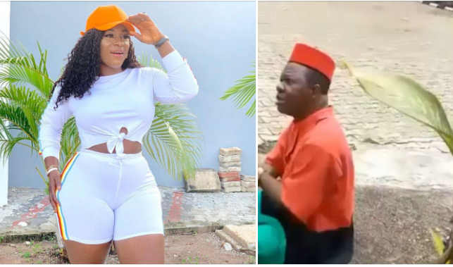 What sort of embarrassment is this, he is not the cause of your problem - Destiny Etiko reacts to video of Chinwetalu Agu sitting on floor and explaining himself to soldiers after being arrested