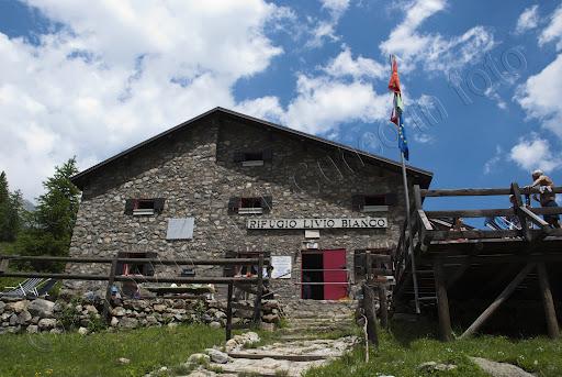 Rifugio Dante Livio Bianco - Valle Gesso