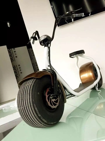 Electric Sit Down Scooter >> New and innovation folding electric scooter for wholesale: Scrooser fat tire electric scooter