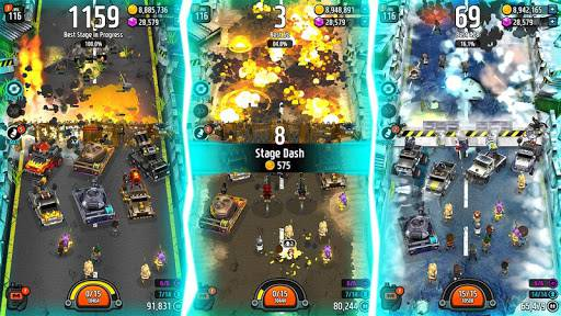 Download Zombie Defense King Mod Apk Unlimited Money