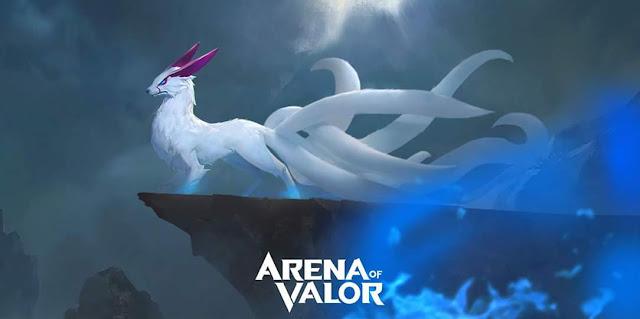 Liliana, Evrenin En Zarif Canlısı - Arena of Valor