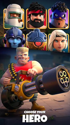 War Alliance: Heroes screenshot 2