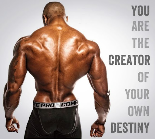 Best Gym Quotes For Bodybuilding By Kai Greene.