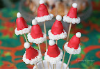 Thumbnail image for Santa Hat Cake Pops
