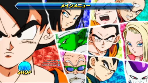 SAIUU!! NEW DRAGON BALL TAP BATTLE (MOD) PARA ANDROID (DOWNLOAD)