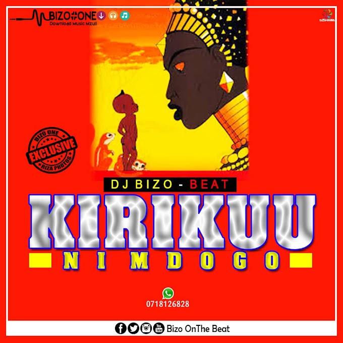 AUDIO   DJ BIZO - KIRIKUU BEAT LA SINGELI   DOWNLOAD NOW