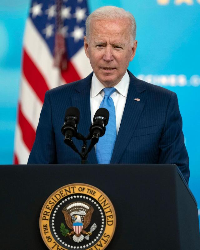 Biden recibe un informe de inteligencia no concluyente sobre los orígenes del covid