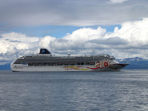 Photo: Norwegian Sun-Ushuaia