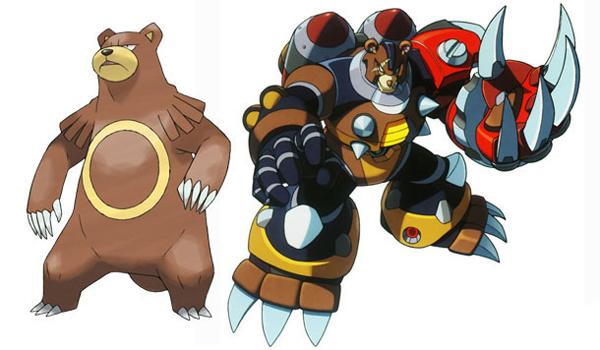 """Sự giống nhau """"kỳ lạ"""" giữa Pokémon và Mega Man X 11"""