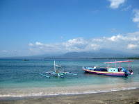 Gili Air vistas