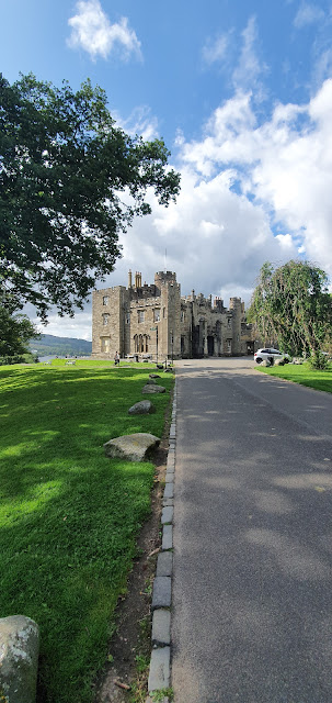 Ballach Castle, Loch Lomond, Scotland, The Serial Adventurer