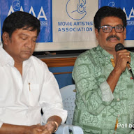 Maa Press Meet for Chennai floods