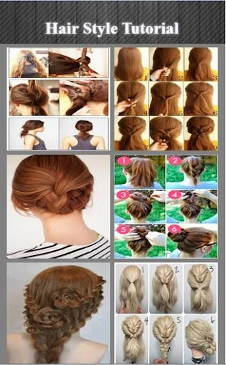 Download Easy Hair Style Tutorial On Pc Mac With Appkiwi Apk
