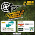 III Torneio de Carabina de Pressão será realizado dias 25 e 26 de agosto em Ruy Barbosa.