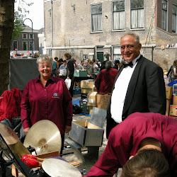 Koninginnedag in Delft
