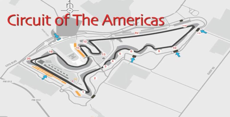 USA MotoGP of Americas 2017 Full Race Video