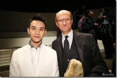 2016.01.16 Wang Kai X Milan Fashion Week AF16 X Ermenegildo Zegna 王凱 2016秋冬男裝週 X 傑尼亞 05