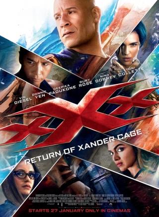 Điệp Viên xXx 3: Phản đòn - xXx: Return of Xander Cage (2017)