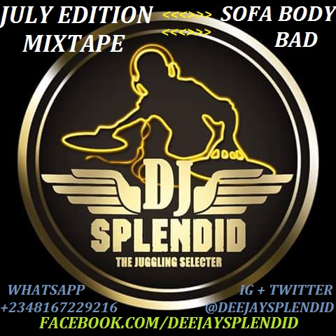 Dj Splendid - Sofa Body Bad (SBB) mix
