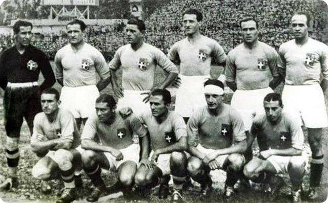 A 21 días del inicio del Mundial Rusia 2018: Recuerdos mundialistas, en el año 1934 Italia triunfa en casa.
