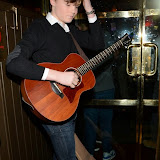 WWW.ENTSIMAGES.COM -    James Smith    at      Fight For Life Christmas party at Hard Rock Cafe, London December 9th 2014Annual festive party hosted by cancer charity in aide of The Fight For Life charity for children with cancer.                                                  Photo Mobis Photos/OIC 0203 174 1069