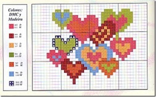 corazones punto de cruz (1)