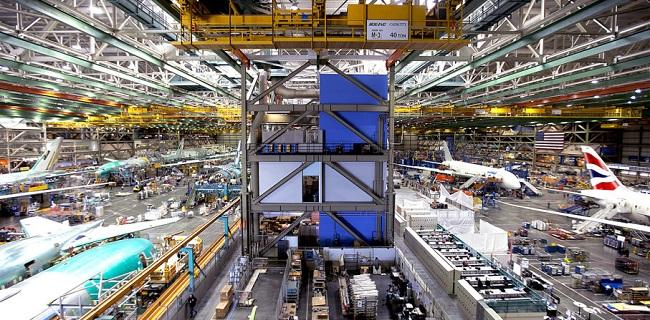 Berawal Flu, Karyawan Boeing Positif Terpapar Corona