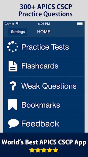 APICS® CSCP Exam Practice Test