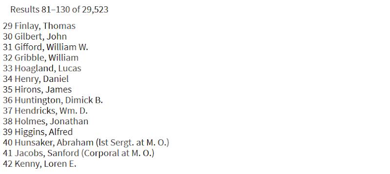 源自InfoBase的数据库显示的片段
