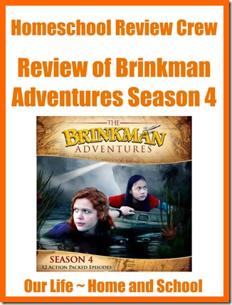 Brinkman Adventures Season 4 Review