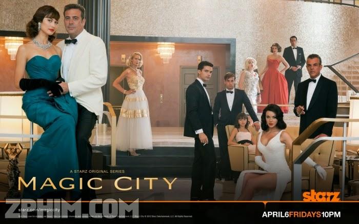 Ảnh trong phim Thành Phố Ma Thuật - Magic City Season 1 1