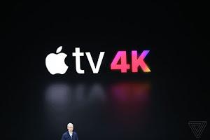 Apple giới thiệu Apple TV mới, hỗ trợ 4K HDR