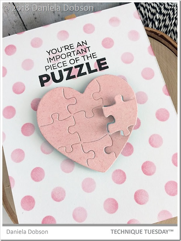 Puzzle close by Daniela Dobson