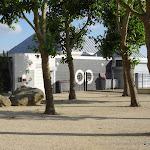 Quartier de Surville : esplanade François Mitterrand