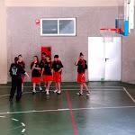 Copa 1º partido en Pilar Infantil F