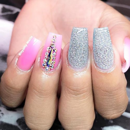 Cute Acrylic Nails For Long Nail For 2018 8