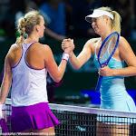 Petra Kvitova & Maria Sharapova - 2015 WTA Finals -DSC_1622.jpg