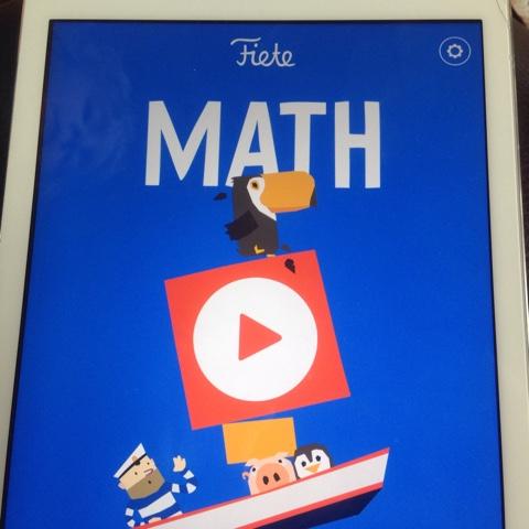 Fiete Math App