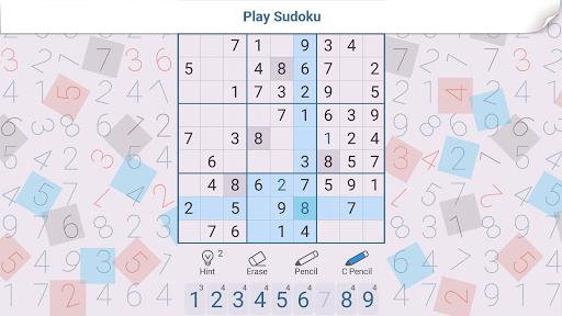 Sudoku: Free Brain Puzzles 1.7 screenshots 11
