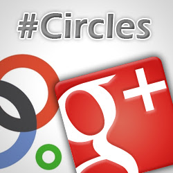 Circles on Google Plus