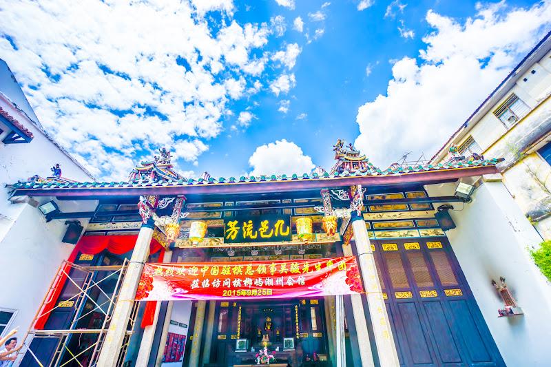 ペナン 潮州寺院1